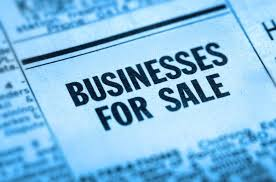 Business for Sale by William Bruce