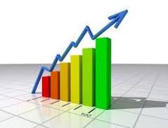 uptrending graph 2